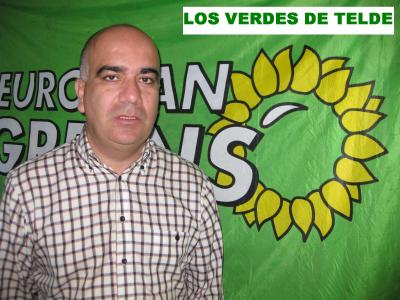 Los Verdes de Telde denuncian el estado lamentable en que se encuentra las instalaciones de skateboard en el parque de San Gregorio